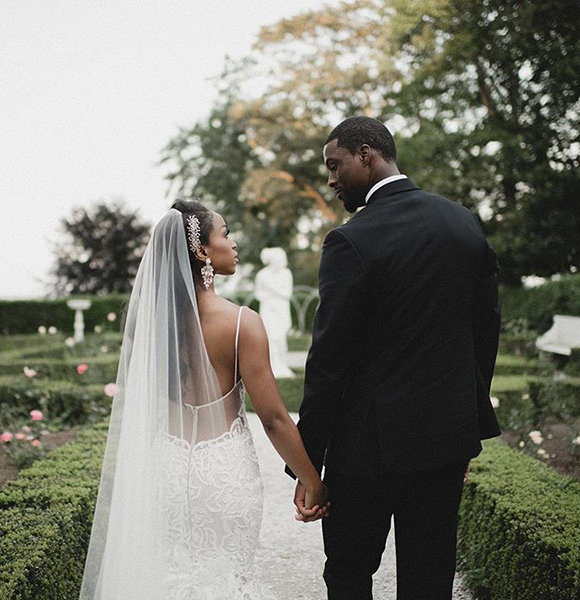 Harrison Barnes Shares Wedding Moments With Wife | Recent Contracts