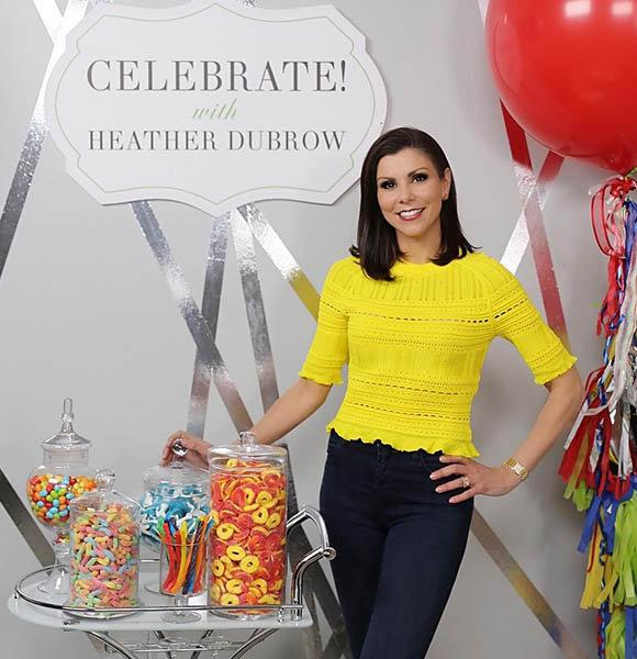 Heather Dubrow Husband, Children, Net Worth