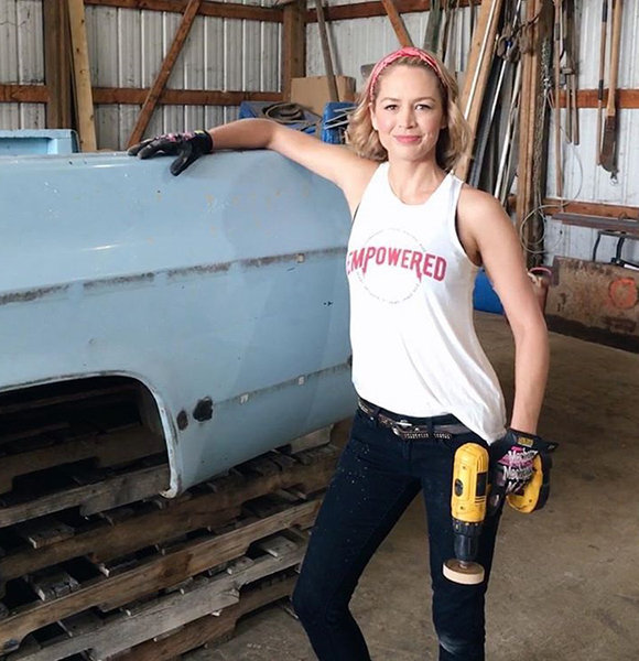 Heather Storm Age 26 Needs Car Lover Husband; Love For Cars Reflect