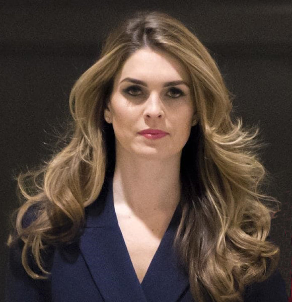 Is Hope Hicks Married? Or Still Having An Affair With Boyfriend? Here's Answer