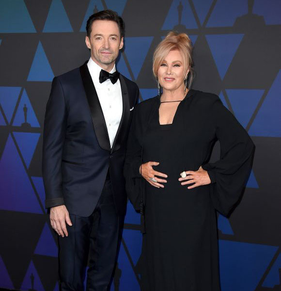 Who Is Hugh Jackman Wife & How Many Children They Have? All Family Detail