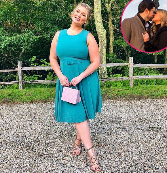 Hunter McGrady Boyfriend Turned Husband Embraces Her Measurements To