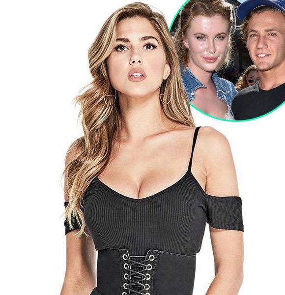 Model Ireland Baldwin Clears Lesbian/Gay Relationship Trauma With Hunky New Boyfriend