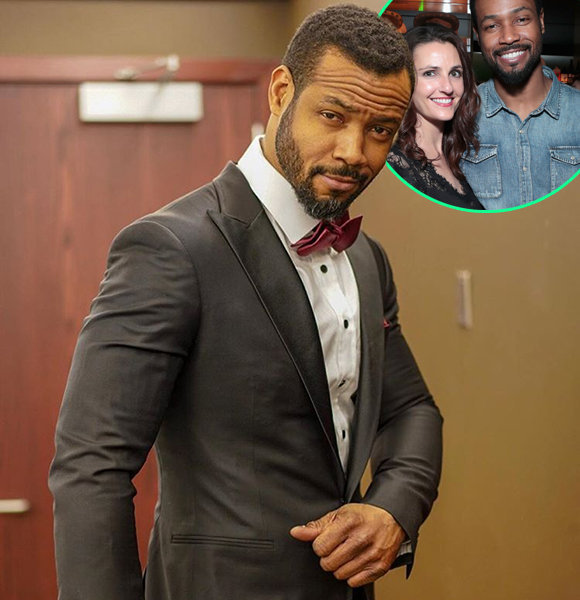 Isaiah Mustafa Engaged-To-Get Married! Girlfriend Nods 'Yes' To Be His Wife