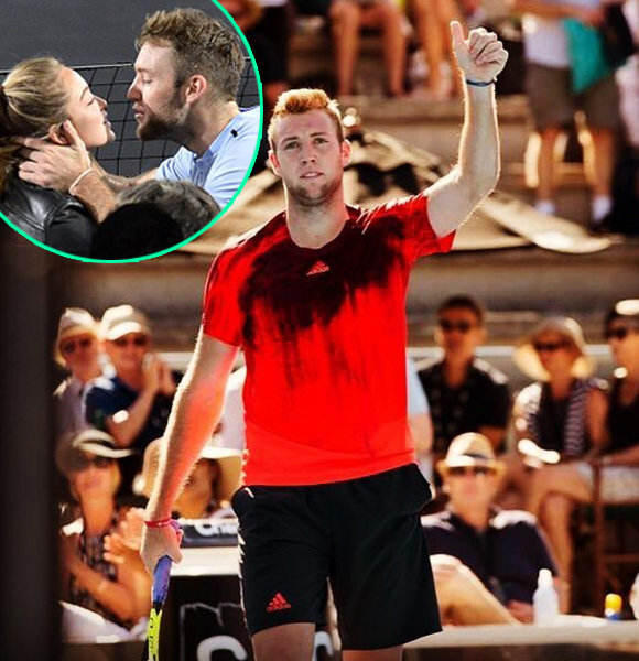 Tennis Player Jack Sock Super Supportive Girlfriend After Split With Sloane Stephens