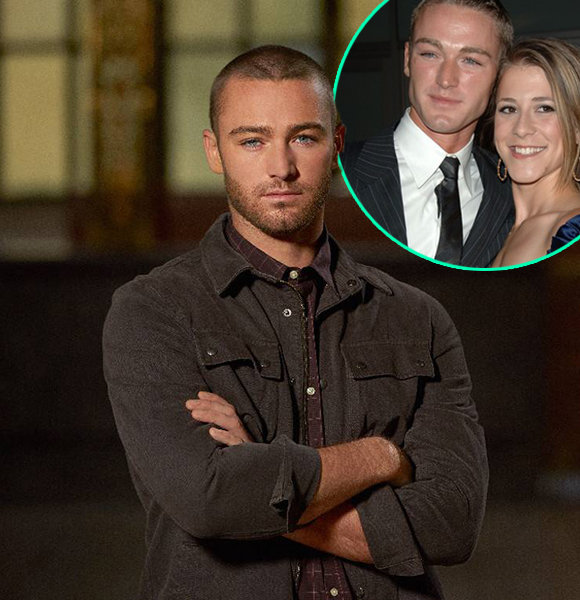 """Jake McLaughlin From """"Quantico"""" As Family Man Wife; Married Life Is Soft Spot"""