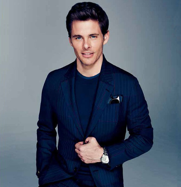 James Marsden Dating Again After Divorce With Wife; Girlfriend Is Rare Gem