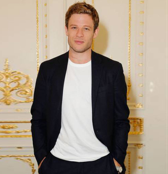 James Norton Partner Now | Will Become Wife Or End Up Like Former Beau?