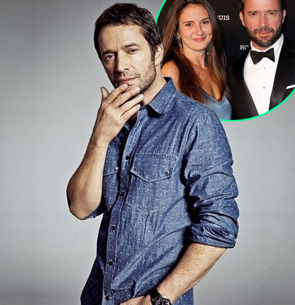 Who Is James Purefoy's Girlfriend-Turned-Wife? Son's Mother & Partner Not The Same