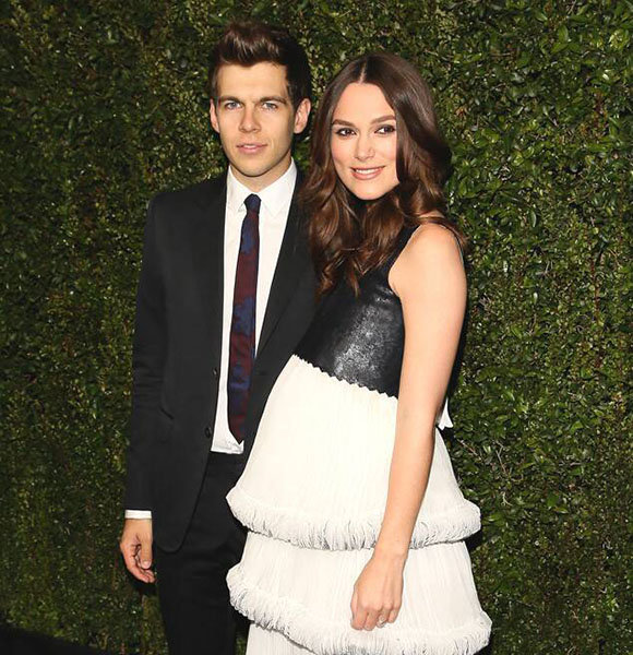 James Righton Baby, Wife, Age