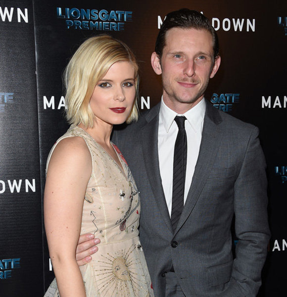 Jamie Bell Wife Is Pregnant With First Child, Inside Their Married Life