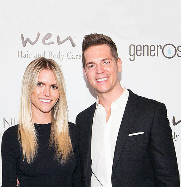 Jason Kennedy Luckiest Married Man Wife Supporter A Defender