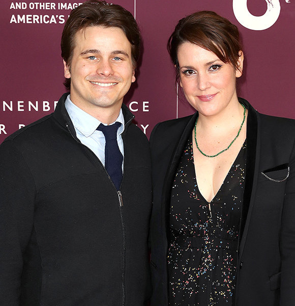 Jason Ritter Welcomes Baby! Engaged Couples; Parents For The First Time