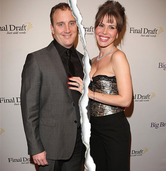 Jay Mohr & Wife Divorce Settlement   Married Life Ends After Second Attempt