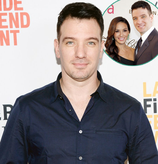 JC Chasez and Kathryn Smith Photos Photos - Zimbio