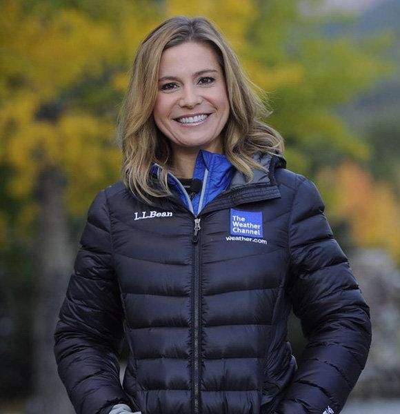 Jen Carfagno Salary Measurements Revealed Weather Channel