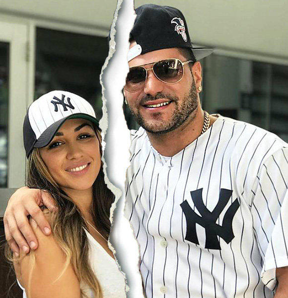Jen Harley Split From Ronnie Ortiz-Magro, Labels Him As Suspect In Burglary