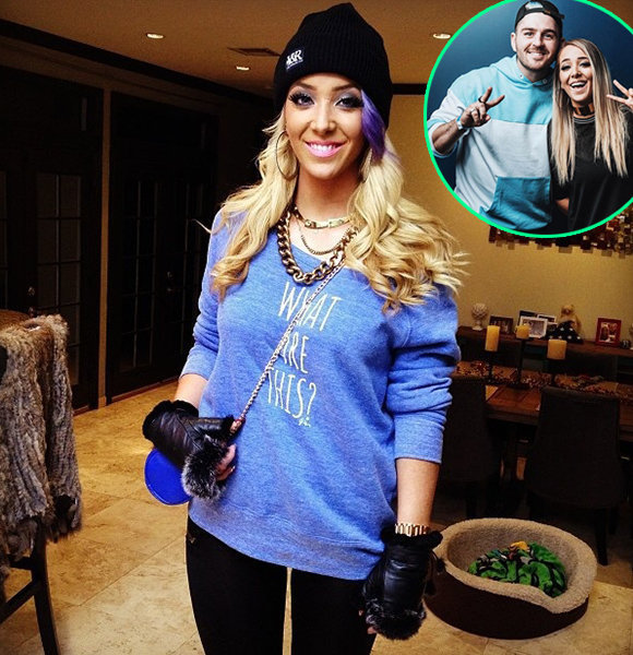 Jenna Marbles, Never Pregnant Mother Getting Married To Boyfriend On Condition & It's Cute