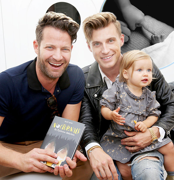 jeremiah brent husband nate berkus welcome new baby. Black Bedroom Furniture Sets. Home Design Ideas