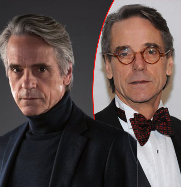 Watchmen's Jeremy Irons Son, Net Worth, Wife & New Facts