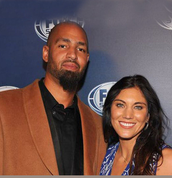 Jerramy Stevens Expecting Twins With Wife Hope Solo   What Is He Doing Now?