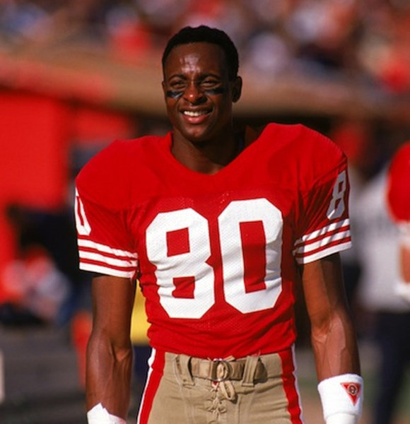 sneakers for cheap 54365 cf934 Jerry Rice Married, Wife, Parents, Height, Weight, Age & More