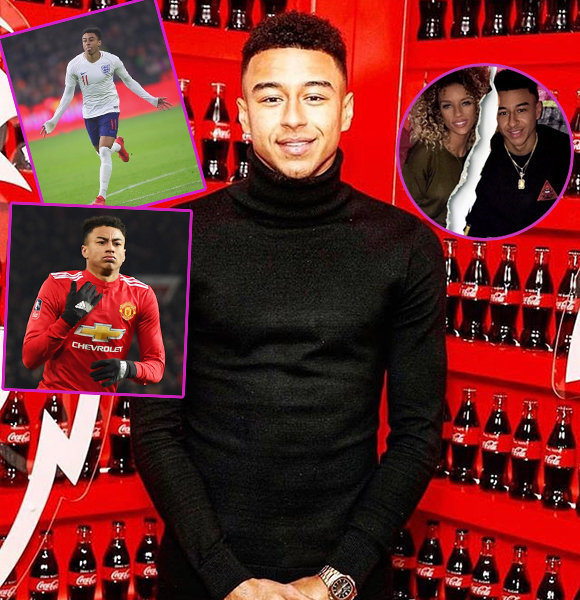 What Is Jesse Lingard Dating Status Now? Who Is His Girlfriend?