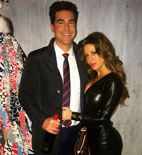 Fox News' Jesse Watters' Married Life: Was He Tricked by his Wife