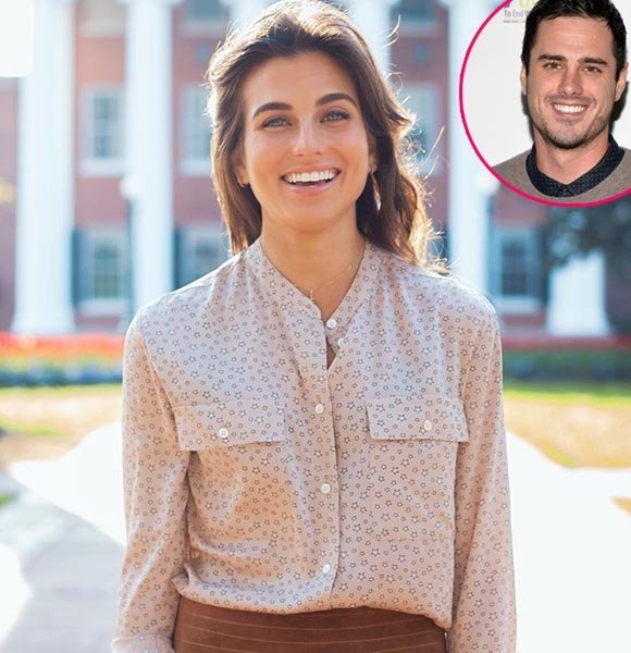 Jessica Clarke Dating Ben Higgins   Everything About Her Family, Job, Height