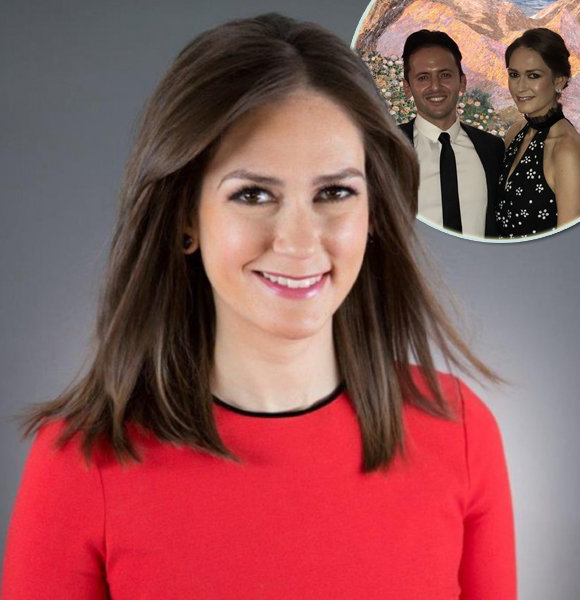 Is Jessica Tarlov Married? Dotes Over Man Who Seems Looks Like Family