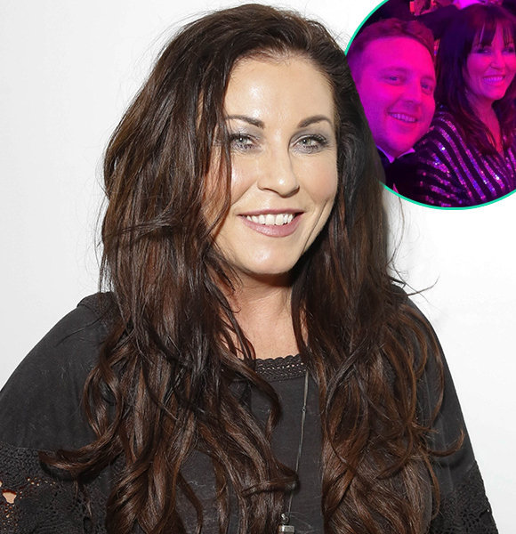 Jessie Wallace Reportedly Dating, Meet New Boyfriend 'Divorced Dad-Of-Five'