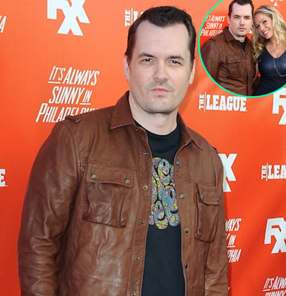 Jim Jefferies Admired By Wife-Like Girlfriend! His 'Like Father Like Son' Situation