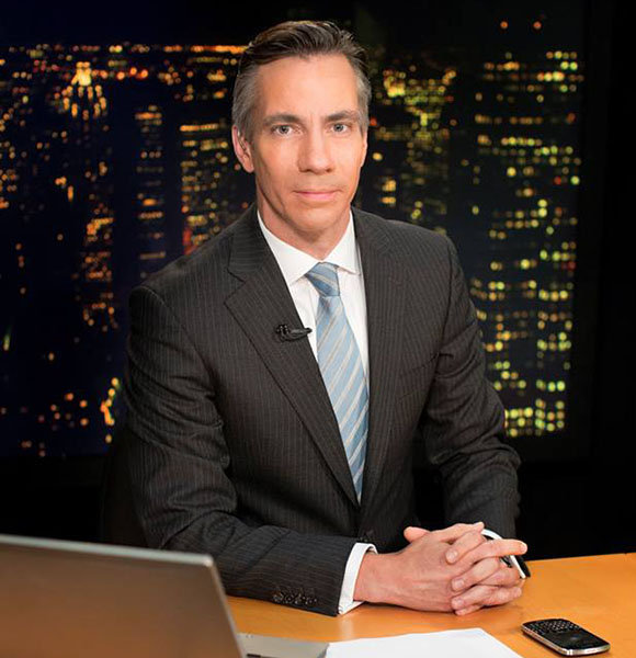 Jim Sciutto, CNN Correspondent Age 48 On Wife, Kids & Being Wise Parents