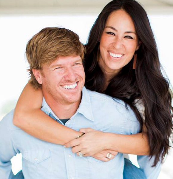 Joanna Gaines And Husband; Expecting Baby Boy!