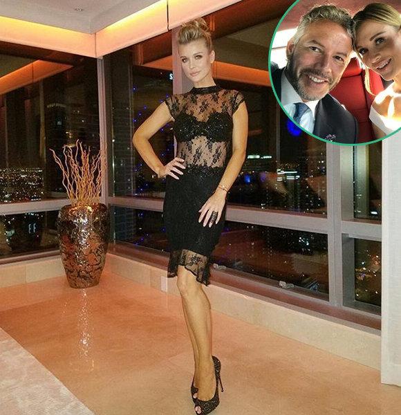 Joanna Krupa Private Wedding! Douglas Nunes As Second Husband