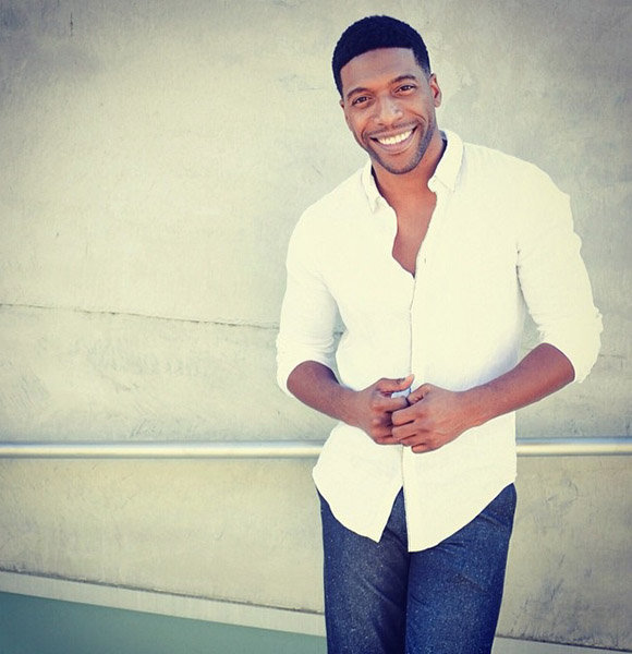 Jocko Sims Married & Wife   Family Insight Of 'The Last Ship' Actor