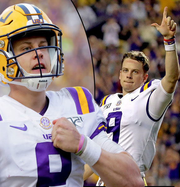Joe Burrow Father, Stats, College, Contract & Net Worth Details