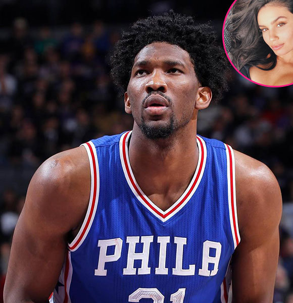Joel Embiid Dating Game Is Real Strong! Engaged With Super Hot Girlfriend?
