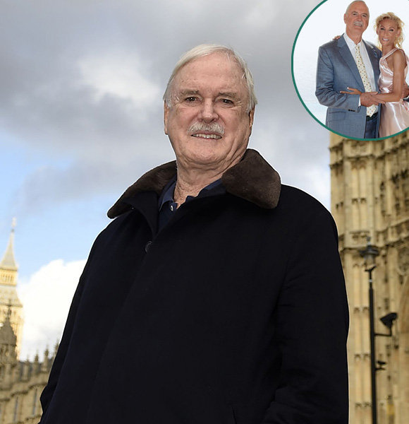 John Cleese Spouse Talks, Fourth Wife Is 'Extraordinary'! Plus Tour Schedule