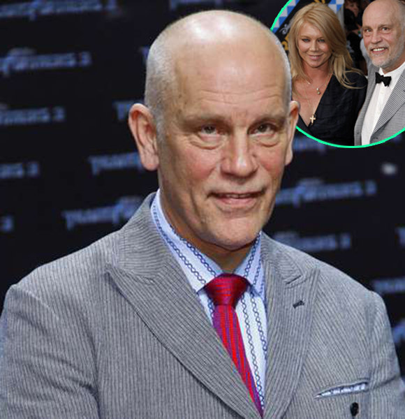 John Malkovich Personal Details Reflects Wife/Partner Amid Raging Gay Rumors