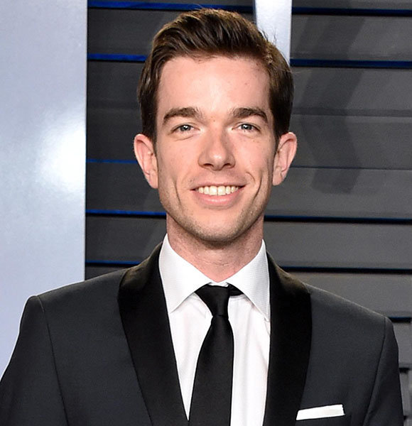 John Mulaney Married Life & Net Worth Details; 'Big Mouth' Meet Proudest Wife