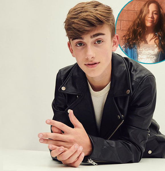 Johnny Orlando Girlfriend & Dating | Who Is The 15 Years Old's Squeeze?