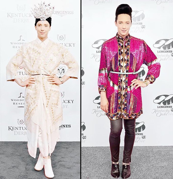 Openly Gay Johnny Weir Married Status, Who Is His Husband Now?