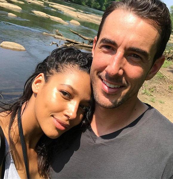 Jon-Ryan Alan Riggins Is Engaged! Girlfriend Kylie Bunbury Flaunts Engagement Ring