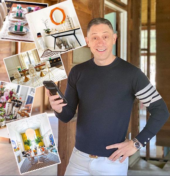 Gay Designer Jonathan Adler's Husband & Net Worth Details