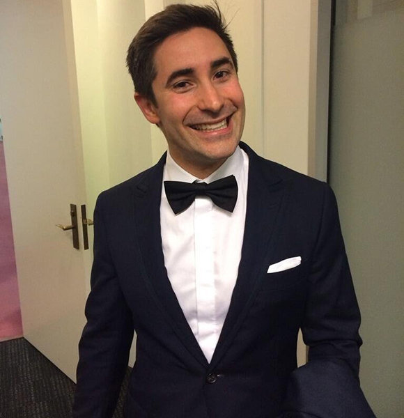 Jonathan Swan Bio: Every Detail From Age & Birthday To Partner Betsy!