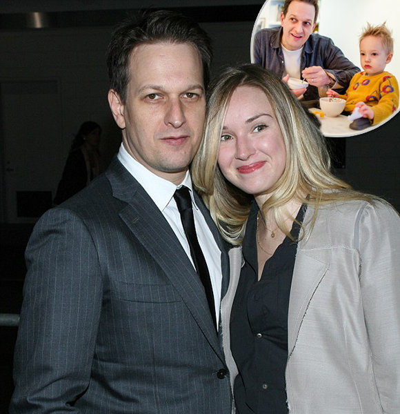 Josh Charles, Wife & Children; Being Married With Family Never Looked More Perfect