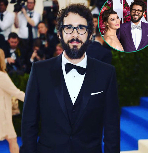 Josh Groban Married Talks! Wife To Be & Dating Status Of The Good Cop's Star
