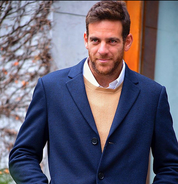 Juan Martin del Potro Silent Girlfriend Rift! Dating To Get Married Now?