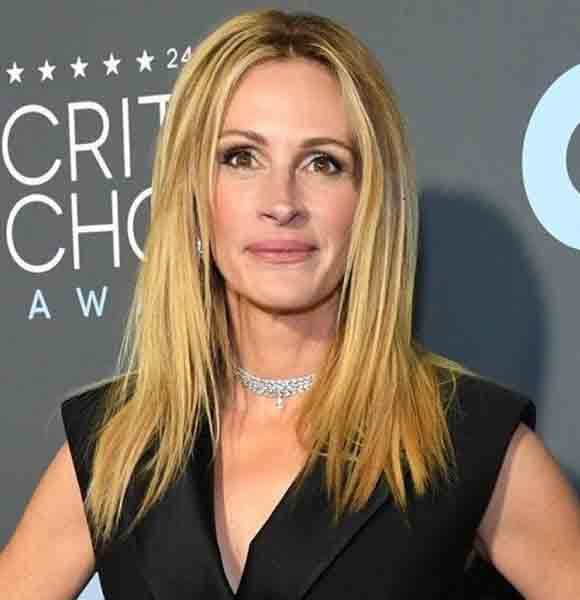 Julia Roberts Married Status Children Family Net Worth